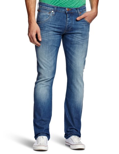 Wrangler - Jeans Spencer, Uomo, Blue, 46/48 IT (33W/32L)