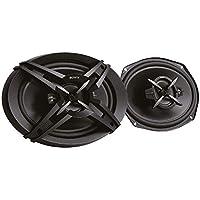 SONY Xplod XS-FB693E 3-Way 6x9 Inches 420 Watts Car Audio Speakers