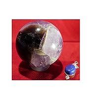britain-e-spheres Kristallen–Ein geschliffen & poliert 47,6mm (ca. 149g) Chevron (Dream) Amethyst Bergkristall... preisvergleich bei billige-tabletten.eu