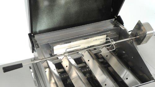 Coobinox Drehspieß (Rotisserie) für Design Gasgrill 4 B