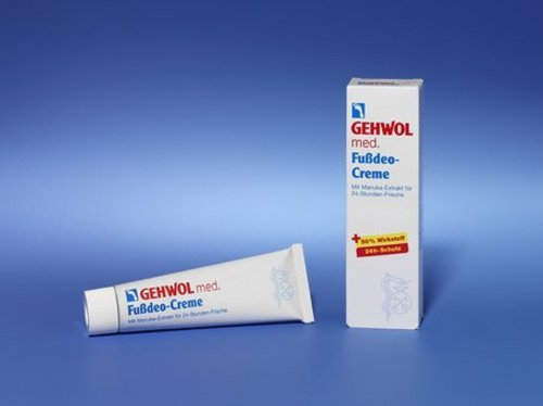 Gehwol med Fussdeo-creme 125 ml -