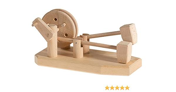 Kraul Hammer Mühle Kit Spielzeug