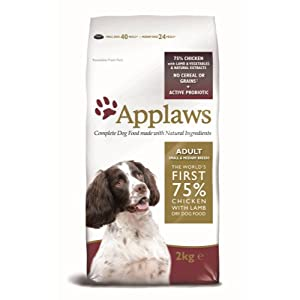 Applaws Adult Dog Food Lamb Small Medium Breed from Monster Pet Supplies