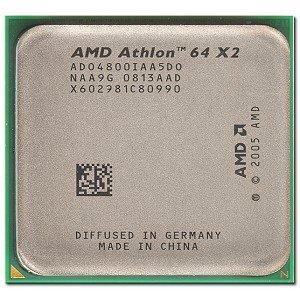 0 Brisbane 2.5GHz, 2 x 512KB, L2-Cache, AM2-Sockel, 65 W (Dual-Core Prozessor (Amd Phenom Am2)