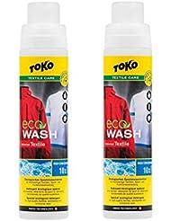 2 x Toko Eco Textile Wash 250 ml - Spezialwaschmittel