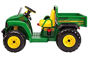 peg perego john deere gator hpx 4x2 elektro kinderfahrzeug 12v spielzeug. Black Bedroom Furniture Sets. Home Design Ideas