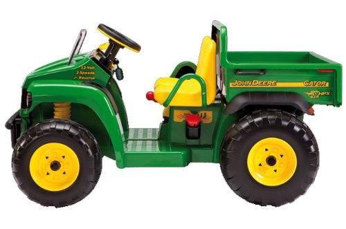Preisvergleich Produktbild Peg-Perego JOHN DEERE GATOR HPX 4x2 Elektro-Kinderfahrzeug 12V