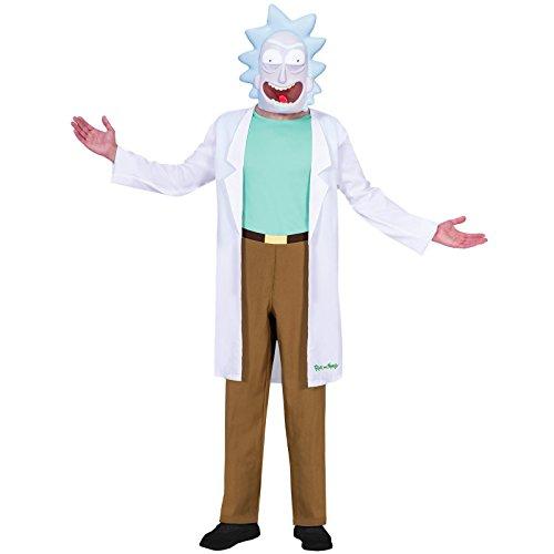 Kostüm Gurke - Amscan Rick Rick & Morty Kostüm Herren