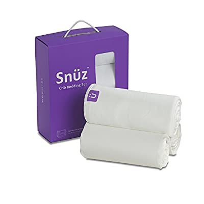 Snuz Crib Bedding Set (Fits SnuzPod and Chicco Next2Me) - low-cost UK light store.