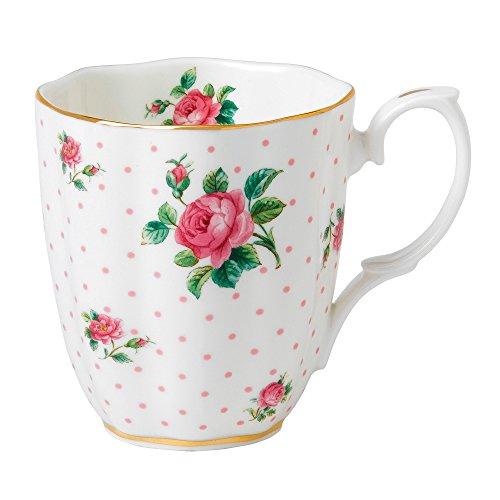 Royal Albert Mug rétro avec des roses Multicolore 0,4 l