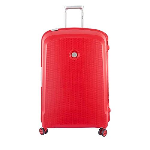 DELSEY PARIS BELFORT PLUS Valise, 70 cm, 92 litres, Rouge