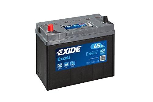 Preisvergleich Produktbild Exide EB457 EXCELL STARTERBATTERIE 12V 45AH 300A