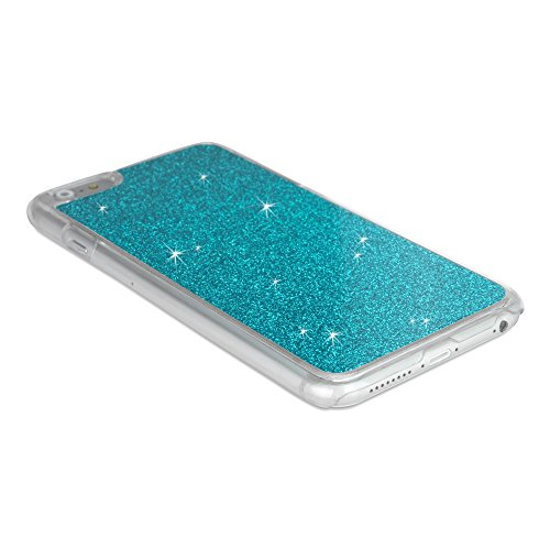 BoxWave Étui iPhone 6 Plus Coque Glitter & Glitz Apple iPhone 6 Plus Coque - coloré à clipser Motif paillettes en paillettes scintillantes, Spot Fashion pour votre Apple iPhone 6 Plus. -