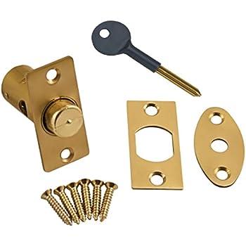HIGH SECURITY RACK MORTICE DOOR BOLT: Amazon.co.uk: DIY ...