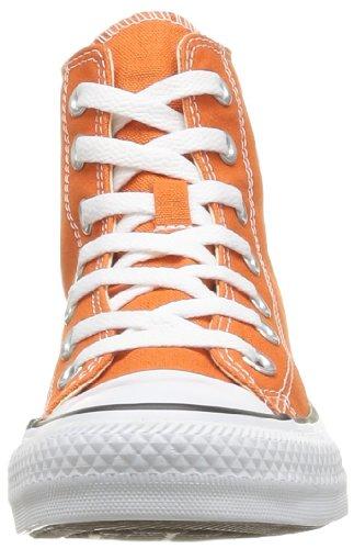 Converse Ctas Core Hi, Baskets mode mixte adulte Orange (Orange Citrouille)