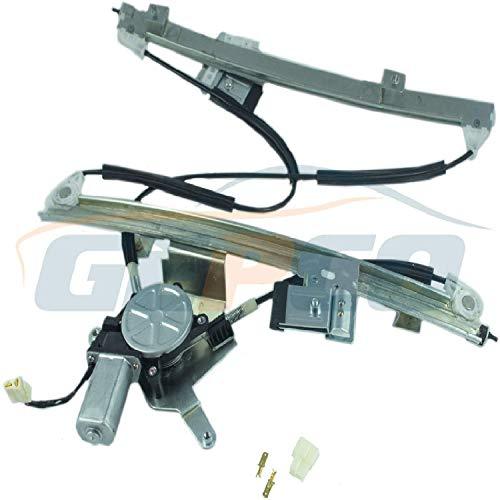 GEPCO Advanced Technology Elektrisch Fensterheber Vorne Links 6X0837461A mit Elektromotor 2/3-Türig