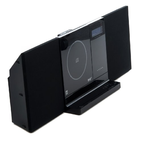 Dual Vertical DAB 101 Kompaktanlage Digitalradio mit CD-Player - 6