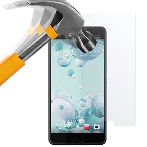 HTC U Ultra Panzerglas Folie - moodie Premium Glasfolie 9H Panzerglasfolie für HTC U Ultra
