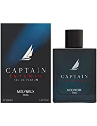 Molyneux Captain Intense 100ml/3.38oz Eau De Parfum Spray Men Perfume Fragrance