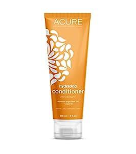 Acure Organics, Ultra-Hydrating Conditioner, Argan Extract + Argan Oil, 8 fl oz (236 ml)