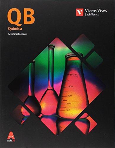 QB (QUIMICA) BACHILLERATO AULA 3D: 000001-9788468235875