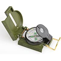SaySure - Folding Lens Compass American Military Fashion Multifunction