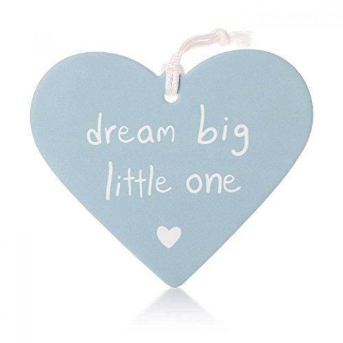 Shruti - Jonction 18 - Kid Cœur Bleu Dream Big 16 cm
