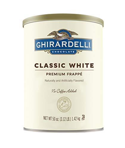Ghirardelli Frappe Classic White 1,42kg