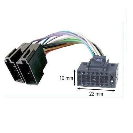 cable-adaptateur-iso-autoradio-jvc-16-pins-10-x-22-mm