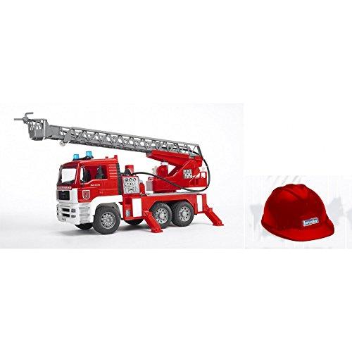 feuerwehr spielzeug bruder bruder Man Camion Feuerwehr