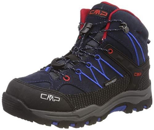 CMP Unisex-Kinder Rigel Mid Trekking-& Wanderstiefel, Blau (B.Blue-Royal 10nc), 30 ()