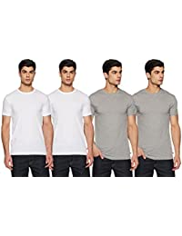 Jockey Round Neck Inner-T-Shirt Combo - Pack Of 4