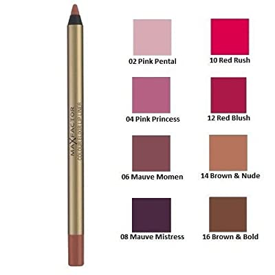 Max Factor Colour Elixir Lip Liner by Procter & Gamble