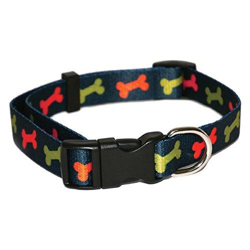 midnight-bones-dog-collar-choose-size-medium-collar
