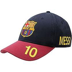 Gorra Cap Messi 10 Oficial FC Barcelona