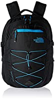 The North Face Borealis Backpack, Tnf Black/Hyper Blue, One Size