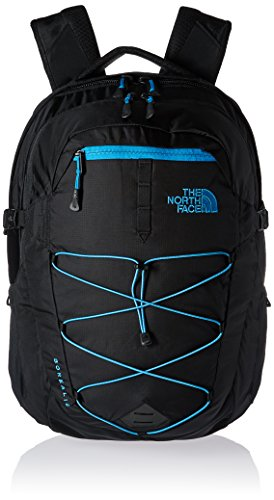 The North Face Borealis Mochila, Hombre, Black / Blue, Talla Única