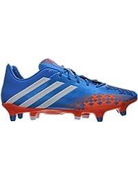 finest selection 8a20f 627a0 adidas, Scarpe da Calcio Uomo Blu PRIBLURunwhtOrange 6,5 UK