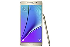 Samsung Galaxy Note 5 N920G (Gold, 64 GB)