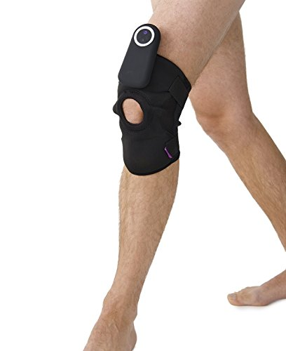 expain Activate Knee – Knee Strap That Supports, heats and gives Electrical Estimulación