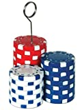 41aIQyC0qiL. SL160  - NO.1 BETTING Poker Chips Balloons Holder - Photo Holder