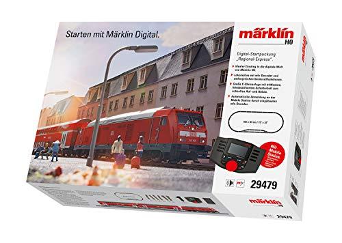 41aIS%2Bx8 eL - Märklin 29479 - Digital-Startset Regional Express, Spur H0