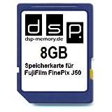 DSP Memory Z-Select 40515574086618GB scheda di memoria per FujiFilm FinePix J50