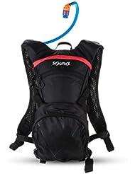SOURCE Rapid Backpack Trinkrucksack 2 L Black 2017 Outdoor