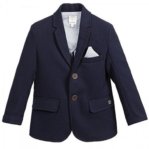 CARREMENT BEAU - Veste de Costume Bleue Indigo - 8 Jahre, Dunkelblau (Veste Costume Bleu)