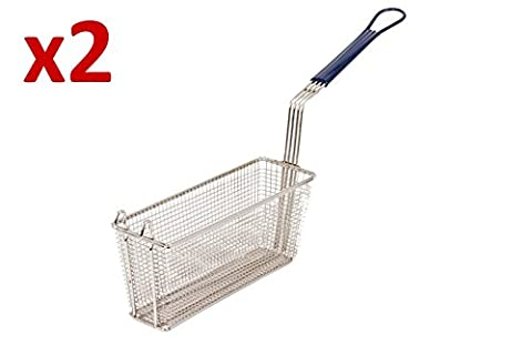 Frying Basket for LINCAT BA122 OPUS 700 Electric 1/2 Basket Series Commercial Catering Deep Fat Frying – Fits OE7112 and OE7113