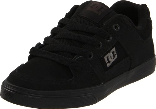 DC Shoes Pure Kids Shoe D0301069B, Baskets mode garçon