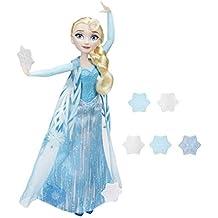 Disney Frozen - Muñeca Elsa Copos mágicos (Hasbro ...