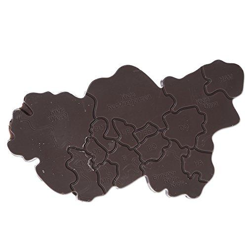 La Ruhr Zone Chocolat 120g Chocolat et contenant la Ruhr (