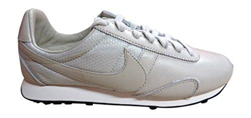 Nike - W Pre Montreal Racer Pinnacle, Scarpe sportive Donna Bianco (Light Bone / Light Bone-Sail)